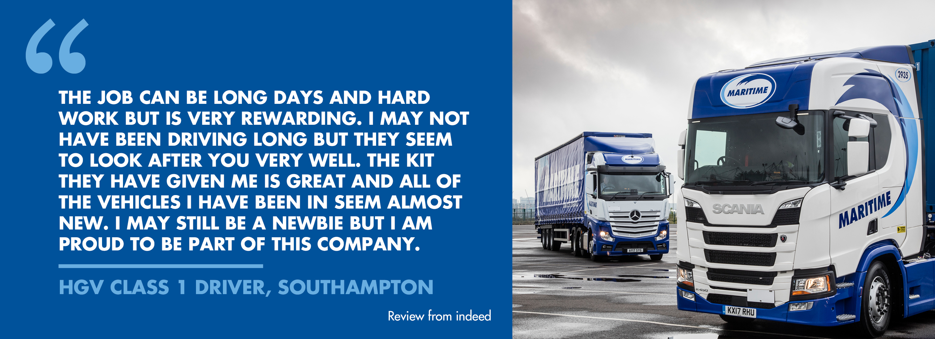 Southampton Indeed Review