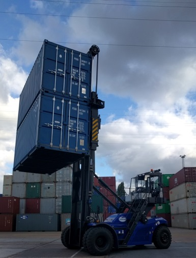 Sany Container Handler