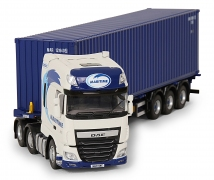 Tekno Model DAF Truck with Container