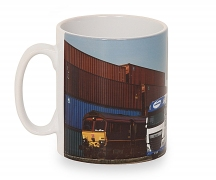 Reach Stacker Photo Mug