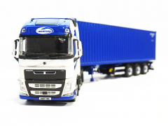 Tekno Model Volvo with Container