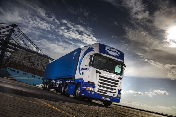Maritime Transport - The UK's leading Container and Supply